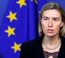 Mogherini Urges Beijing to Allow Independent Observers to Uyghur Region