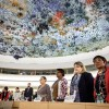 Diplomats, activists decry Chinese 'threats' at UN rights council