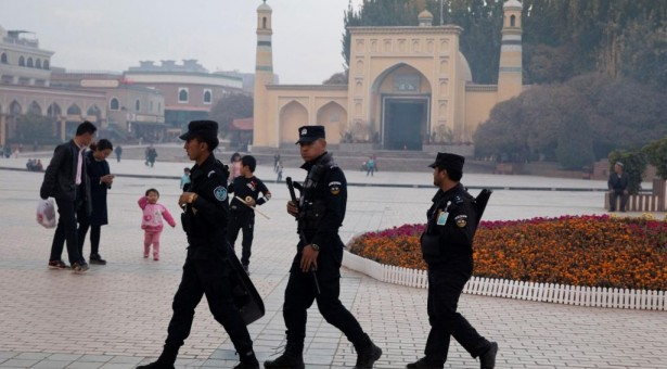 Uighurs Condemn China Forcing Muslims to Eat Pork During Ramadan