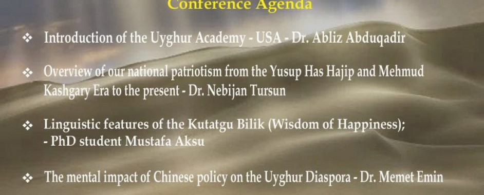 Overview of the Past and Present of Uyghurs