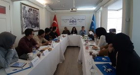 "Training Course on ""The International Situation and the Ways of National Struggle"" was held in Istanbul"