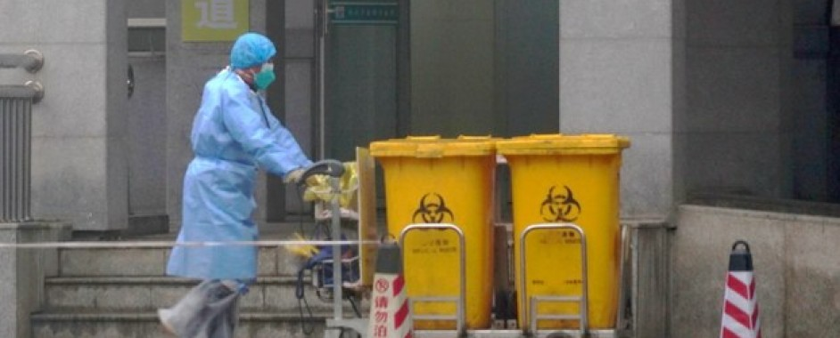 Conditions Put Xinjiang Internment Camps at Risk as Region Confirms First Coronavirus Cases