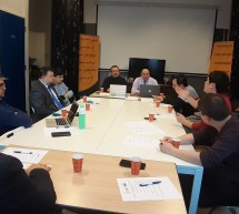 A round table meeting on the opportunities and possibilities that would be available in East Turkistan Case was held in the Hague, the Netherlands