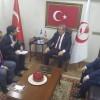 Uygur Akademisi BBP Genel Başkanı Mustafa DESTİCİ'yi ziyaret etti
