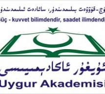 Uygur Akademisi Gönüllülerine Duyuru