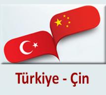 Türkiye Çin Yakınlaşması