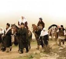 Orta Aaya sınırlarına Uygur göçü