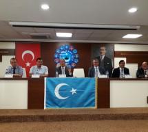 Urumçi Olayı'nın 9. Yılında Doğu Türkistan Paneli Ankara'da yapıldı.