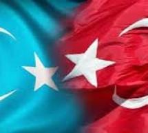 aziz Türkiye'miz Doğu Türkistan'a tarihte olduğu gibi bugün de sahip çıkmalı