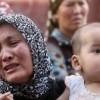 Çin'in işgalindeki  Doğu Türkistan'da Müslüman Türklerin ağlamadığı gün yok!