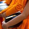Çin zulmüne Budist rahip bile sessiz kalamadı