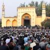 Kaşgar'da Cuma Namazı