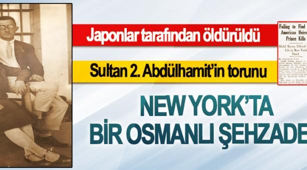 Sultan 2. Abdülhamit'in torunu Japonlar tarafından öldürüldü