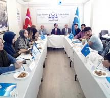 Uygur Akademisi 3. Milli Mefkure ve Teşkilat Eğitimi İstanbul'da gerçekleştirildi