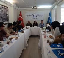 """""""Uluslararası vaziyet ve milli mücadele yolları"""" konulu eğitim programı İstanbul'da düzenlendi"""