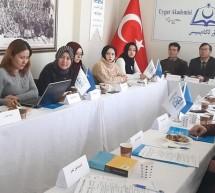 """""""Uluslararası Vaziyet ve Milli Mücadele Yolları"""" konulu Eğitim Programı ikinci kez İstanbul'da düzenlendi"""