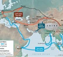 """""""Bir kuşak, bir yol"""" projesi'nin jeopolitiği, Türk kuşağı ve Uygurlar"""