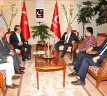 Doğu Türkistan raporu sunuldu