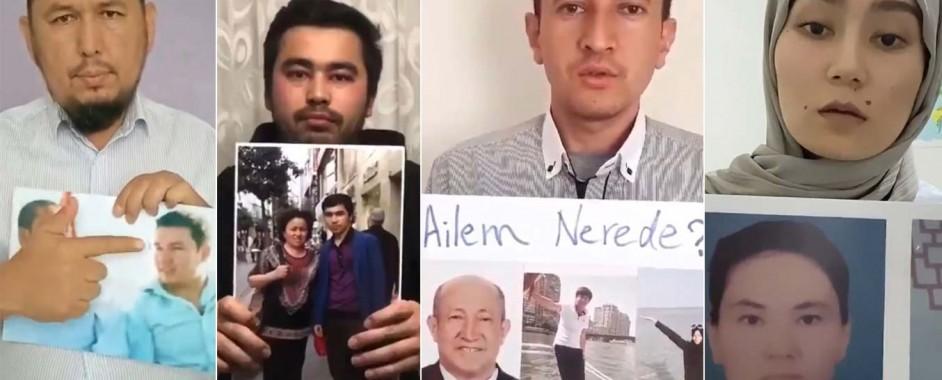 Doğu Türkistanlı Müslümanların sessiz çığlığı: Ailem nerede?