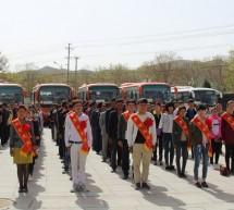 Doğu Türkistan'a tehcir: Uygur Türkleri toplama kampından zorla fabrikaya gönderiliyor