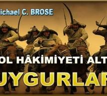 Moğol hâkimiyeti altında Uygurlar