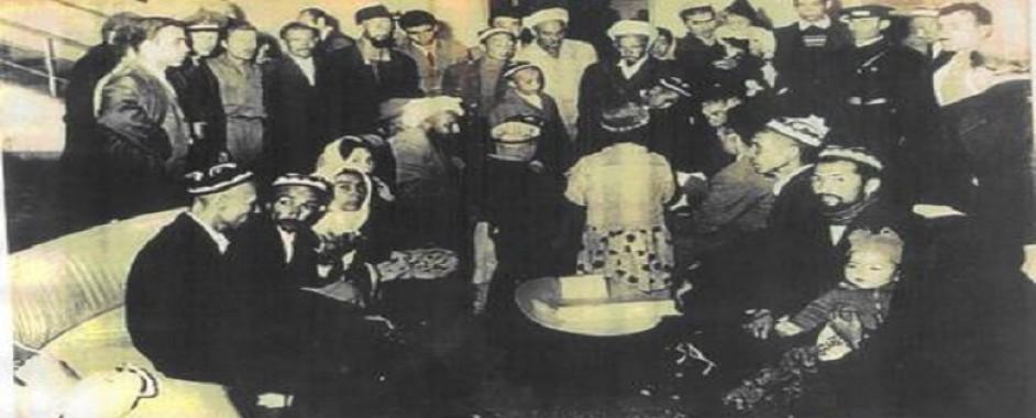 Doğu Türkistan'dan Türkiye'ye Hazin Bir Göç Hikâyesi
