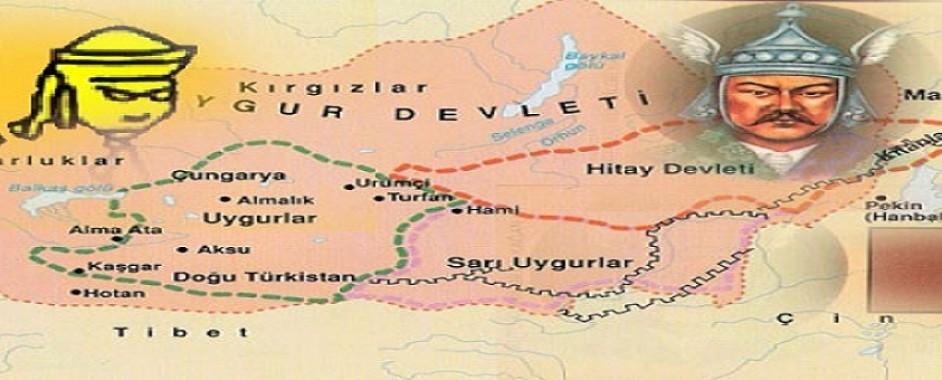 Uygur sivil belgelerinden hareketle Uygurlarda yerleşik yaşam ve bununla ilgili söz varlığına dair