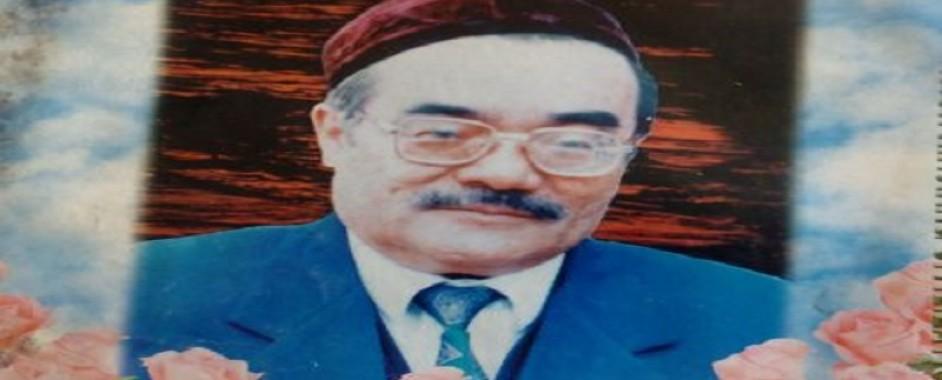 Çağdaş Uygur Edebiyatında önemli bir yazar: Zordun Sabir