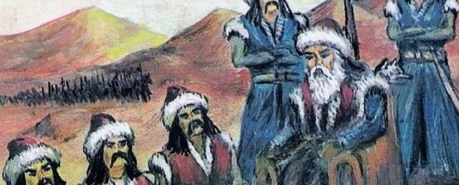 """Orta–Asya Türk hukukunda """"Töre"""" kavramı"""