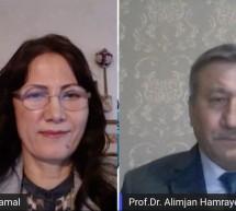 Kazakistan Uygur Edebiyatına Katkıda Bulunan: Prof. Dr. Alimcan Hemrayev