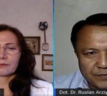 Kazakistan'da bir Uyguroloji uzmanı: Dr. Ruslan Arziyev
