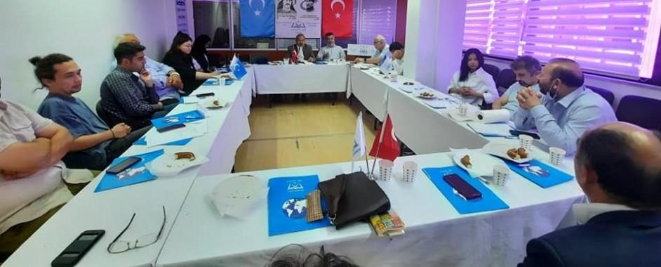 Uygur Akademisi yeni dönemin ilk etkinliklerini yaptı