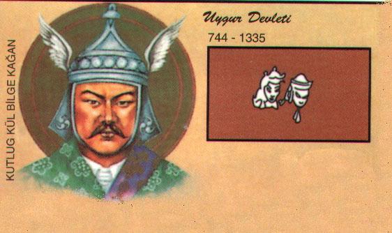 UYGUR DEVLETİ (745-840) – Uygur Akademisi